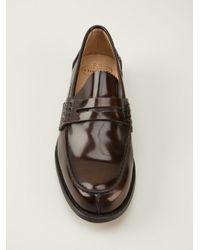 Church's Brown Church S Pembrey Loafers for men
