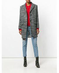 Zadig & Voltaire Gray Malice Coat