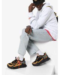メンズ Off-White c/o Virgil Abloh Odsy-1000 スニーカー Multicolor