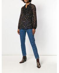 COACH Wildflower Tシャツ Black