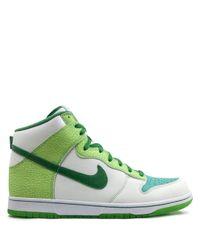 メンズ Nike Dunk High Premium スニーカー White