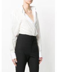 Jacquemus - White Samba Shirt - Lyst