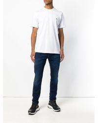 メンズ DIESEL T-justy Tシャツ White