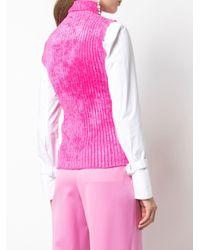 Sies Marjan ノースリーブ トップ Pink
