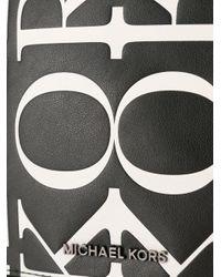 MICHAEL Michael Kors Rugzak Met Logoprint in het Black