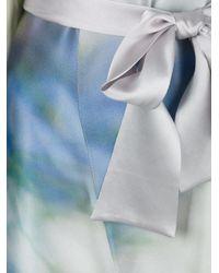 Gilda & Pearl - White Jardin Kaftan - Lyst