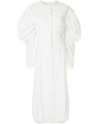 Georgia Alice White Desert Shirt Dress