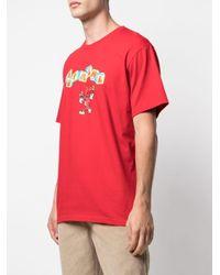 メンズ Supreme Dynamite Tシャツ Red