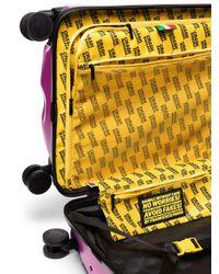 Trolley Icon di Crash Baggage in Pink
