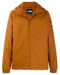 Veste à patch logo The North Face pour homme en coloris Brown