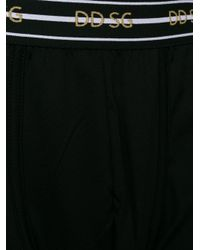 Dolce & Gabbana Black Logo Boxers for men