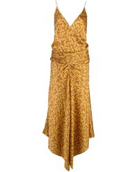 Jonathan Simkhai フローラル ドレス Multicolor
