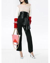 Jacquemus Multicolor Le Sac A L'envers Upside Down Bag