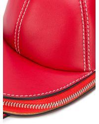 Sac à bandoulière à design structuré J.W. Anderson en coloris Red