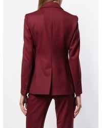 P.A.R.O.S.H. Red Klassischer Blazer