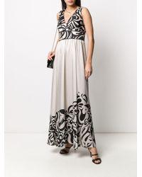 Pinko コントラスト ドレス Multicolor