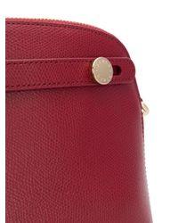 Furla - Red Piper Crossbody Bag - Lyst