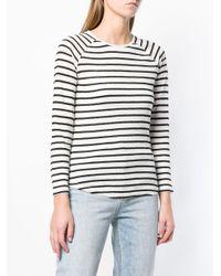 FRAME ストライプ セーター Multicolor