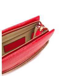 Givenchy Cross3 ショルダーバッグ Red