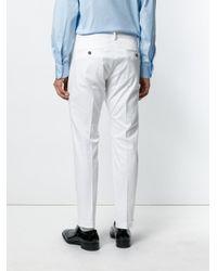 メンズ DSquared² チノパンツ White