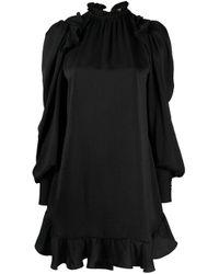 Zadig & Voltaire オープンバックドレス Black