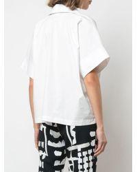 T-shirt di Natori in White