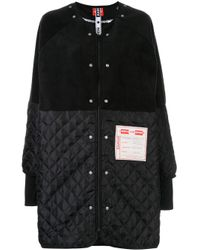 Lærke Andersen Black Kettle Liner Coat