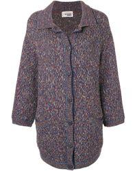 Cappotto 1990 di Missoni Pre-Owned in Multicolor
