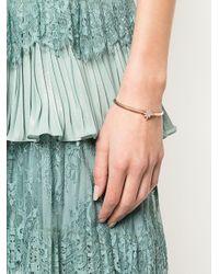Marchesa ダイヤモンド カフブレスレット 18k ローズゴールド Multicolor
