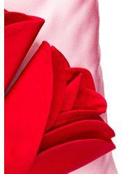 Prada フローラル ハンドバッグ Pink