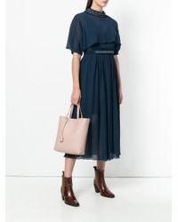 Saint Laurent Multicolor Feminine Style Shoulder Bag