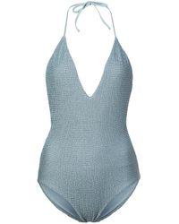 Onia Blue Nina Swimsuit