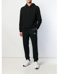 Nike Jogginghose mit Logo-Patch in Black für Herren