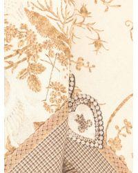 Sciarpa con stampa di Pierre Louis Mascia in Multicolor