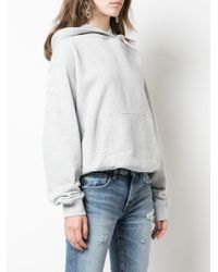T By Alexander Wang ロングスリーブ パーカー Multicolor