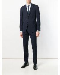 Lardini Blue Two-piece Formal Suit for men