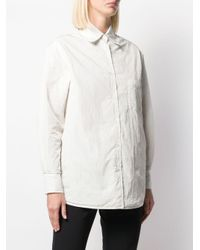 Our Legacy シャツジャケット White