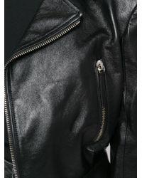 Giuseppe Zanotti Deli ライダースジャケット Black