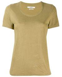 Étoile Isabel Marant ラウンドネック Tシャツ Green