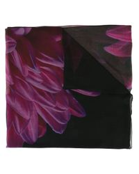 Discord Yohji Yamamoto Dahlia スカーフ Purple