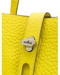 Hogan トートバッグ Yellow