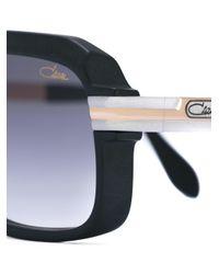 Cazal Black '607' Sunglasses