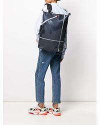 Структурированный Рюкзак С Логотипом Fila, цвет: Blue