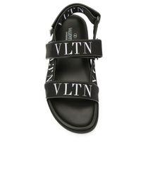 Valentino Garavani VLTN Sandalen in Black für Herren