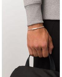 Le Gramme Metallic Le 11 Beads Bracelet