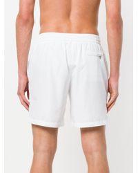 Dolce & Gabbana - White Classic Swim Shorts for Men - Lyst