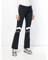 Pantaloni Aurora Flare Pants II di Perfect Moment in Blue