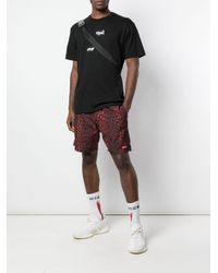 メンズ Supreme X Cdg ロゴ Tシャツ Black