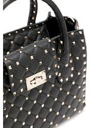 Valentino Sw2b0e83nap 0no Furs & Skins->leather Black
