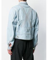 メンズ GmbH バックパック ジャケット Blue